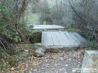 Parque Natural del Barranco Río Dulce;senderismo la pedriza senderismo murcia rutas